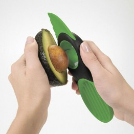 The World's Best Avocado Slicer