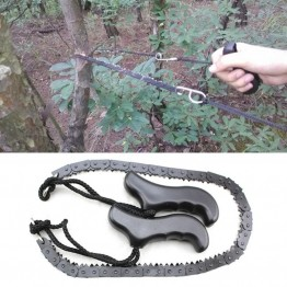 Emergency Compact Pocket Chainsaw