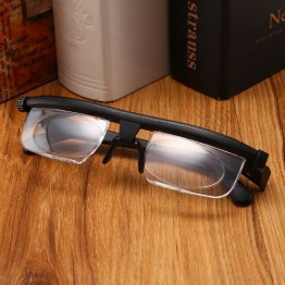 Dial-a-Vision - #1 Solution To Clear Vision New Adjustable Lens Eyewear