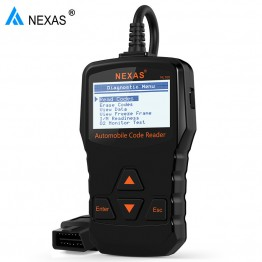 The Self-Diagnostic Automobile Scanner / Reader For Gas And Diesel