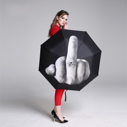 The Best Personality And Statement Umbrella Ever Made