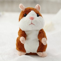 WORLDS FUNNIEST TALKING HAMSTER FOR ADULTS, KIDS, AND PETS ALIKE..!