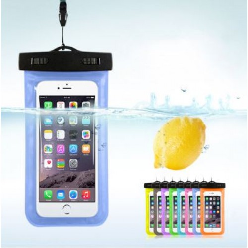 "Universal Waterproof Pouch Dry Case Cover For Universal 4.8""-6.0"" Phone Camera Mobile Phone For iPhone 5, 5S, 6, 6S,  7, 7 plus"