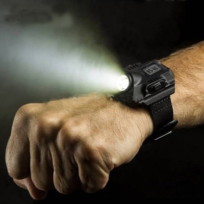Waterproof LED Tactical Rechargeable LED Light Watch32652314365