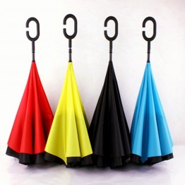 The Very Best Wind Waterproof Reverse Folding Umbrella On The Market Today